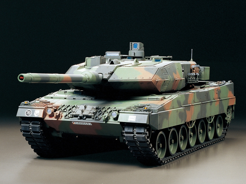 Carro armato radiocomandato Heng Long Panzer kv-1 scala 1:16 sparo fumo e suono